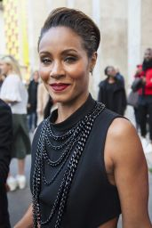 Jada Pinkett Smith - Arriving the Barbara Bui During 2016 Paris Fashion Week