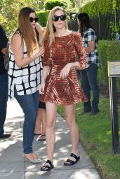 Jaime King – Just Jared 2015 Fall Fun Day in Los Angeles