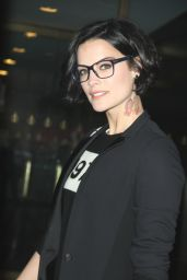 Jaimie Alexander - at Today Show in New York City, October 2015