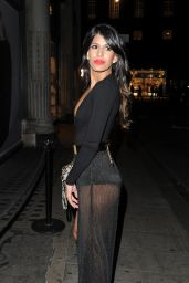 Jasmin Walia - at Binky x In The Style Launch Party in London, October 2015
