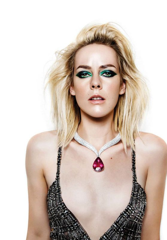 Jena Malone - Photoshoot for As If Issue #8 - 2015