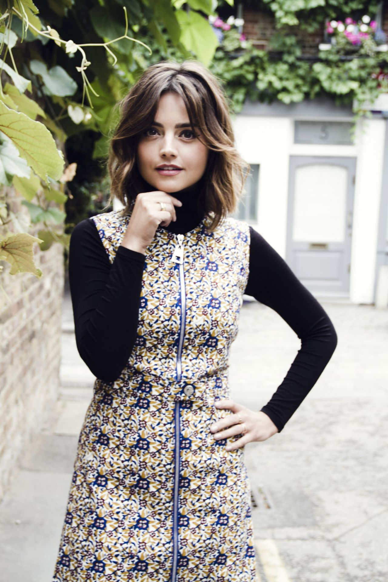 Jenna Coleman Latest Photos Celebmafia
