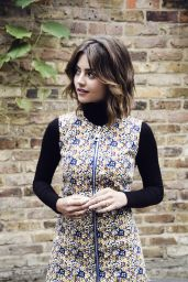 Jenna Coleman - Photoshoot for Flaunt Magazine - September 2015