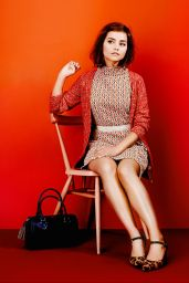 Jenna Coleman - Stylist Magazine Issue 290