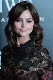 Jenna-Louise Coleman - BFI Luminous Fundraising Gala in London, October 2015