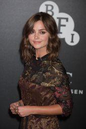 Jenna-Louise Coleman - BFI Luminous Fundraising Gala in London, October 2015