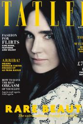 Jennifer Connelly - Tatler Magazine UK November 2015 Issue
