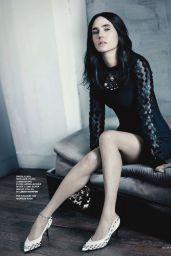 Jennifer Connelly - Tatler Magazine UK November 2015 Issue
