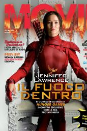 Jennifer Lawrence - Best Movie Magazine October 2015 Issue