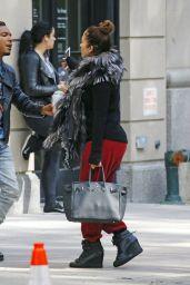 Jennifer Lopez - Out in New York City, October 2015