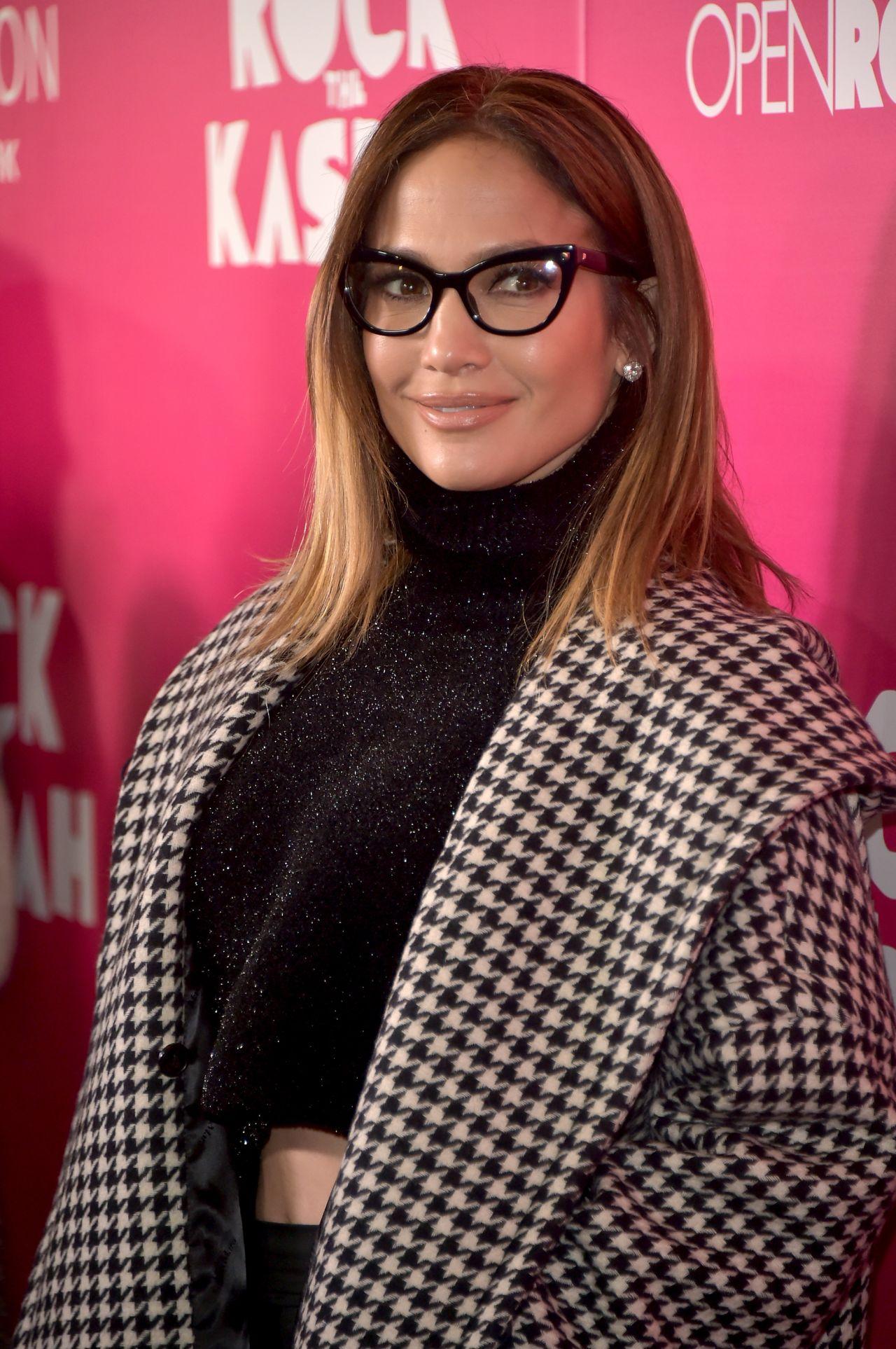 Jennifer Lopez Rock The Kasbah Premiere In New York City