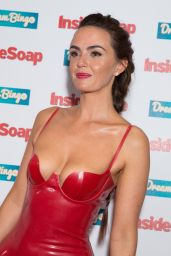Jennifer Metcalfe - Inside Soap Awards 2015 in London