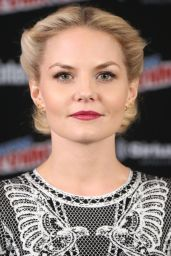 Jennifer Morrison - SiriusXM Studio at New York Comic Con, October 2015