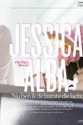 Jessica Alba - Glamour Magazine Netherlands November 2015 Issue