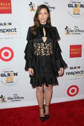 Jessica Biel - 2015 GLSEN Respect Awards in Beverly Hills