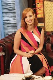 Jessica Chastain - Univision