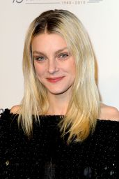 Jessica Stam – American Ballet 75th Anniversary Fall Gala in New York City