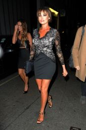 Jessica Wright - Binky x In The Style Launch Party in London, October 2015