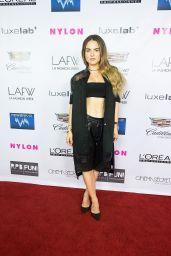 Joanna JoJo Levesque - Ashton Michael Fashion Show - LA Fashion Week, October 2015