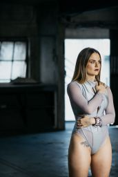 Joanna JoJo Levesque - BTS of Her When Love Hurts Video
