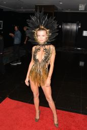 Joanna Krupa - Life & Style Weekly Eye Candy Halloween Bash in Los Angeles, October 2015