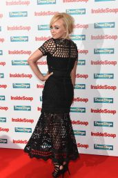 Jorgie Porter - Inside Soap Awards 2015 in London