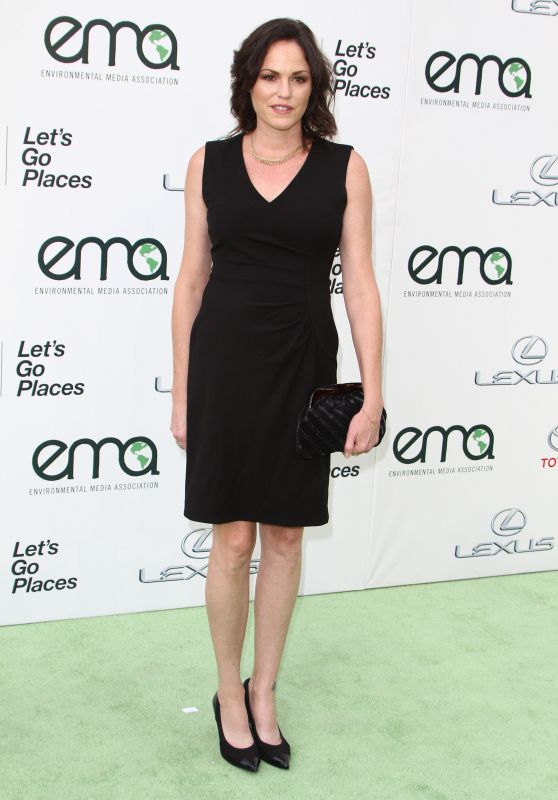 Jorja Fox – 2015 EMA Awards in Burbank