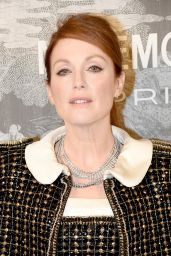Julianne Moore - Chanel Exhibition Party in London, October 2015