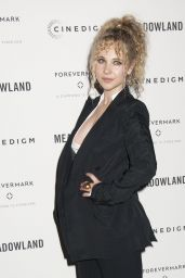 Juno Temple - Meadowland Screening in New York City