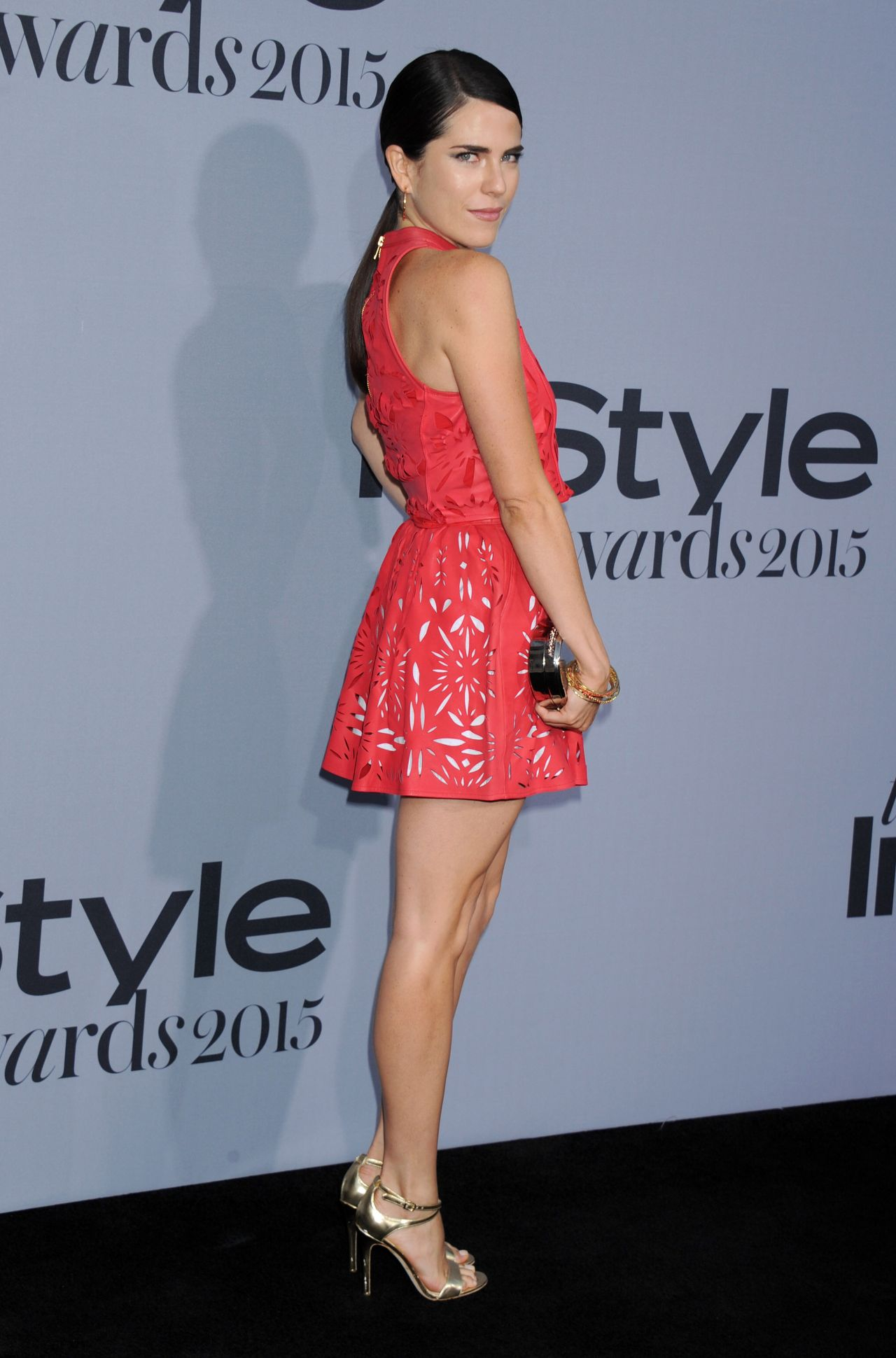 Karla Souza 2015 Instyle Awards In Los Angeles