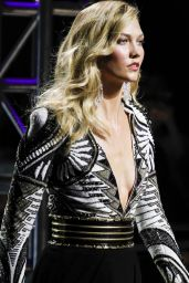 Karlie Kloss - BALMAIN X H&M Collection Launch in New York City