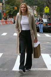 Karlie Kloss - Out in New York City, October 2015