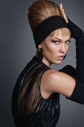 Karlie Kloss - Photoshoot for Vogue Magazine, 2015
