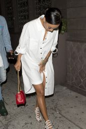 Karrueche Tran - Leaving