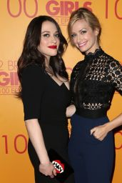 Kat Dennings - 2 Broke Girls 100th Episode Celebration in Los Angeles