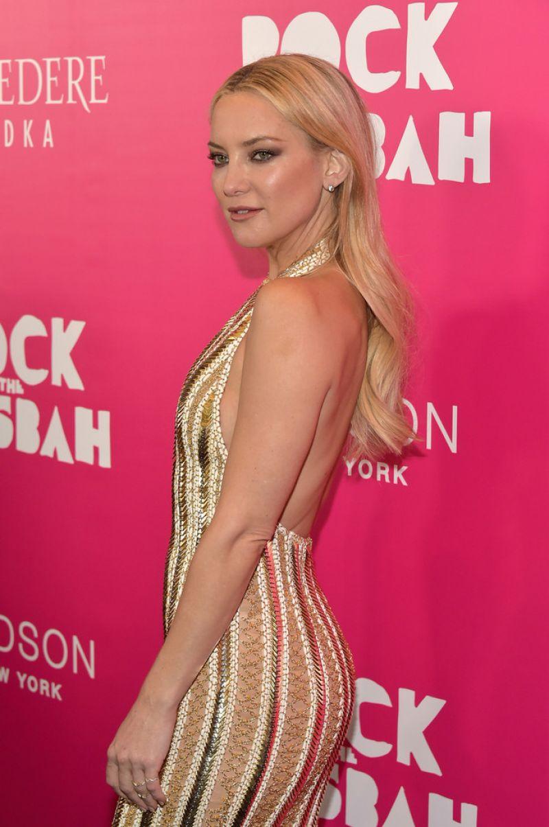 Kate Hudson Rock The Kasbah Premiere In New York