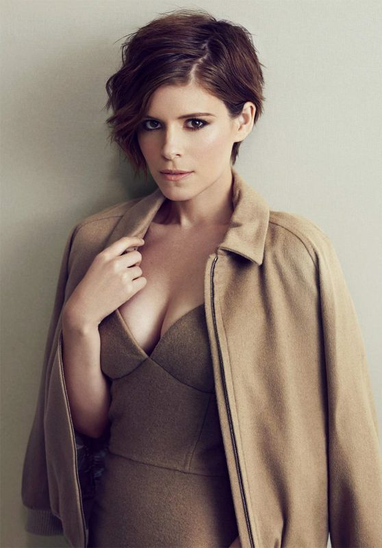 Kate Mara – Grazia Magazine Photos, October 2015