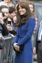 Kate Middleton - Her First Official Cisit to Dundee, October 2015