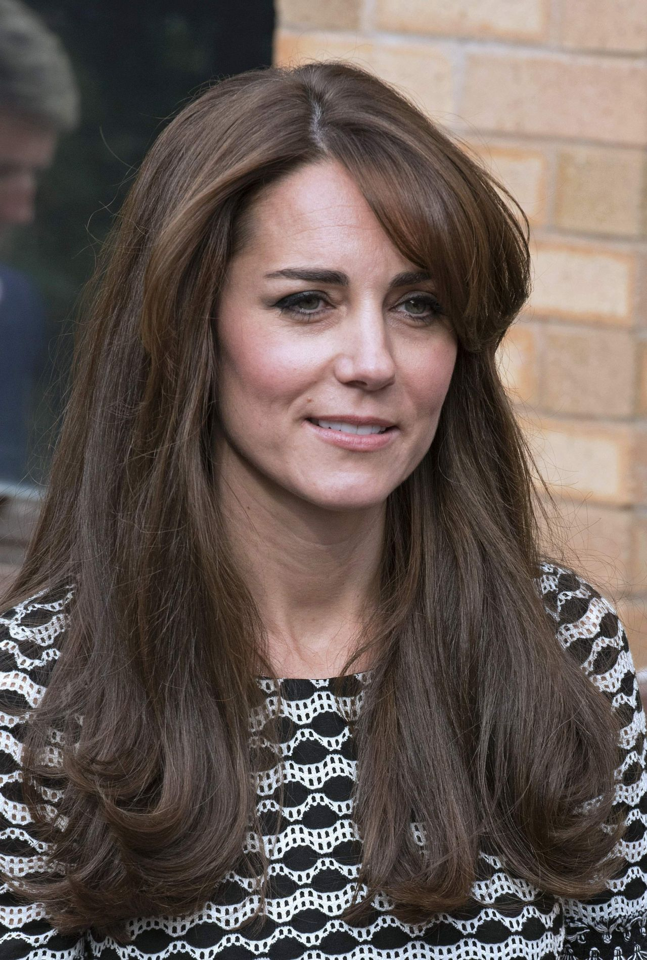 Kate Middleton Hosted By Mind At London S Harrow College