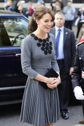 Kate Middleton - Meets Children & Mentors at Chance UK