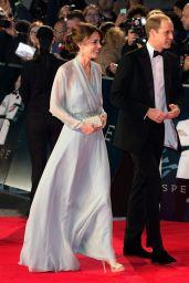 Kate Middleton – 'Spectre' World Premiere in London