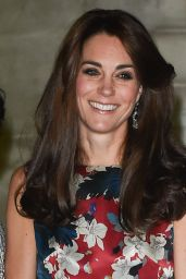 Kate Middleton - V&A Museum in London, October 2015