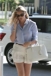 Kate Upton - Out in Century City, October 2015