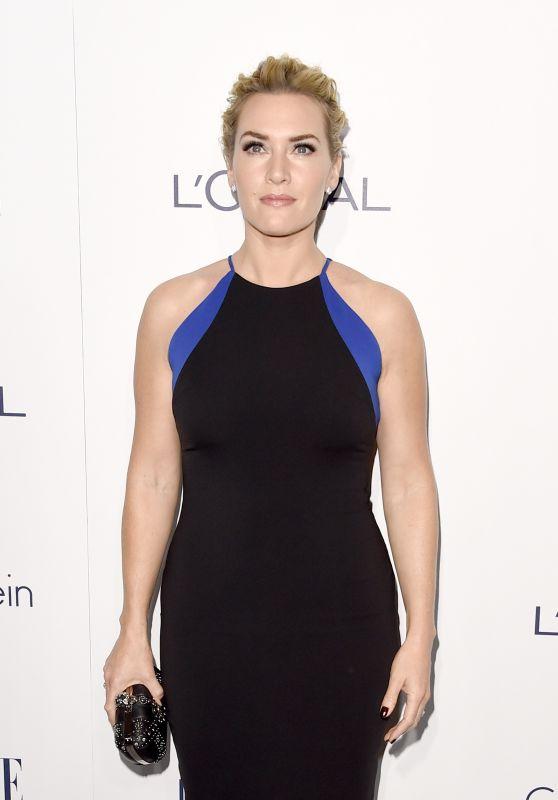 Kate Winslet – 2015 ELLE Women in Hollywood Awards in Los Angeles