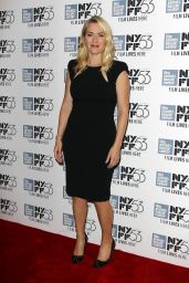 Kate Winslet - An Evening With Kate Winslet - 53rd New York Film Festival