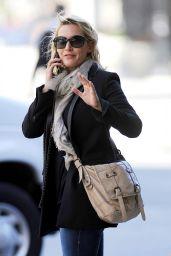 Kate Winslet - in TriBeCa, October 2015