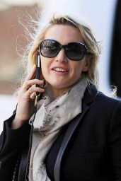 Kate Winslet - in TriBeCa, October 2015