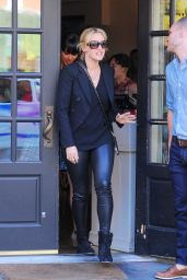 Kate Winslet - Out and About in New York City, October 2015