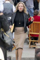 Katherine Heigl - Filming