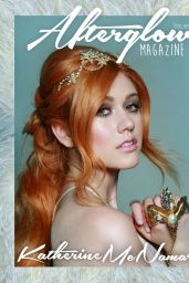 Katherine McNamara - Afterglow Magazine October 2015 Issue